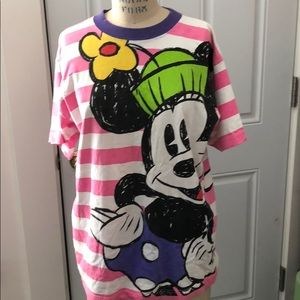 Mickey Mouse & Co vintage Minnie top size M